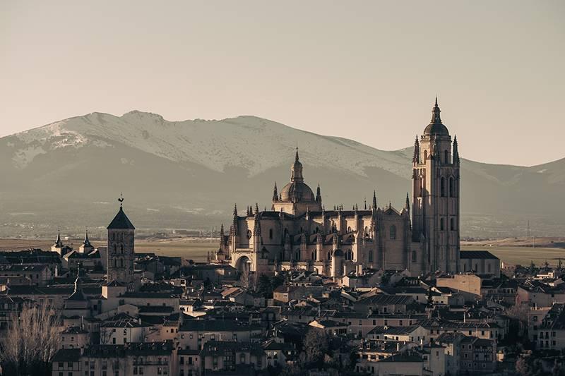 Viaje a Segovia (desde Sevilla y Córdoba) - Parques naturales de Andalucía