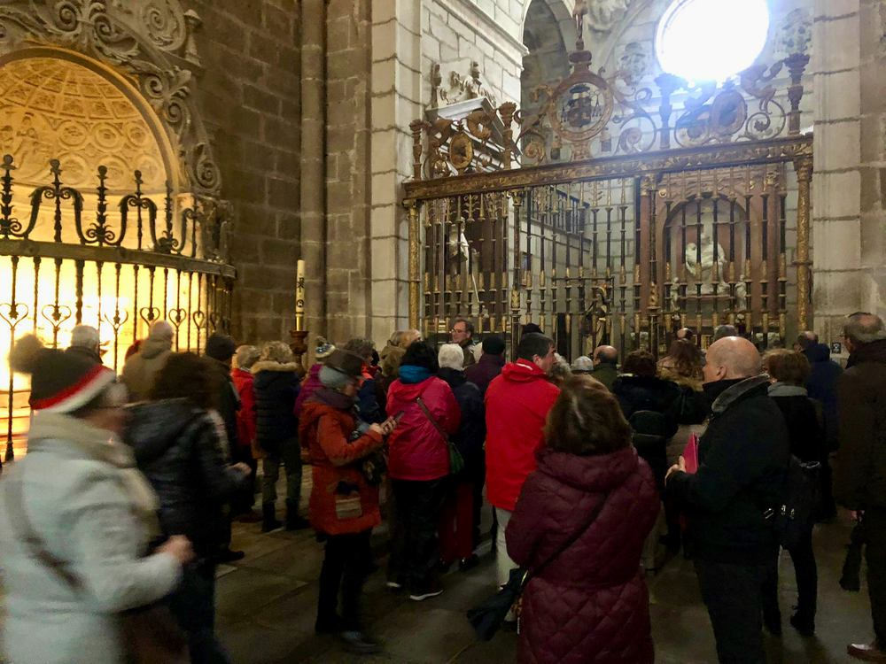 ¡Ya hemos vuelto de Segovia! - Parques naturales de Andalucía
